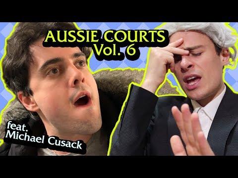 AUSSIE COURTS Vol. 6 (feat. Michael Cusack)