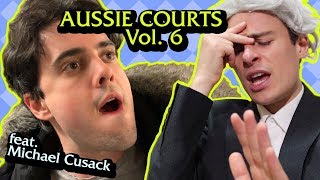 AUSSIE COURTS Vol. 6 (feat. Michael Cusack)