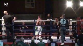 Kyle Williams ICO World Title fight