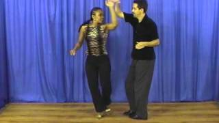 "Dance Demo from ""Hot Moves for the Salsa Addict, Volume III"""