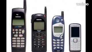 EVOLUCIÓN DE LA TELEFONÍA MÓVIL