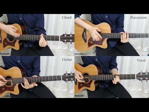 tofubeats「RIVER」 アコギでアレンジ acoustic arrange