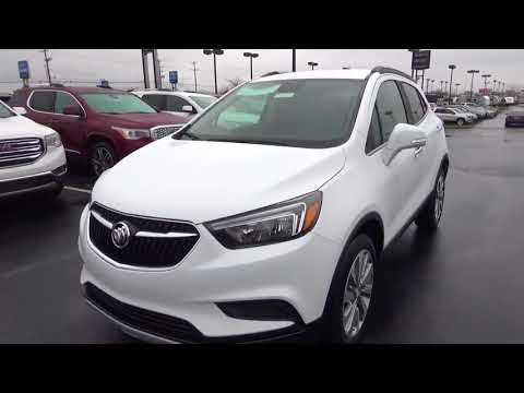 18B041 2018 Buick Encore Preferred For Sale Columbus Ohio
