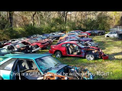 H & H Auto - It's Like A Fox Body Mustang Farm !