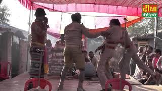 संगीत दौलत की जंग उर्फ गंगा बनी डाकू भाग – 14 रमुवापुर सीतापुर की नौटंकी diksha nawtanki 6393362758