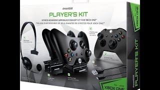 Abriendo player kit de xbox one UNBOXING