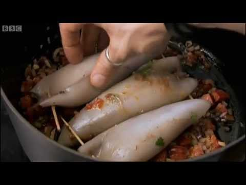 How To Cook Rioja Squid - Rude Boy Food - BBC Food