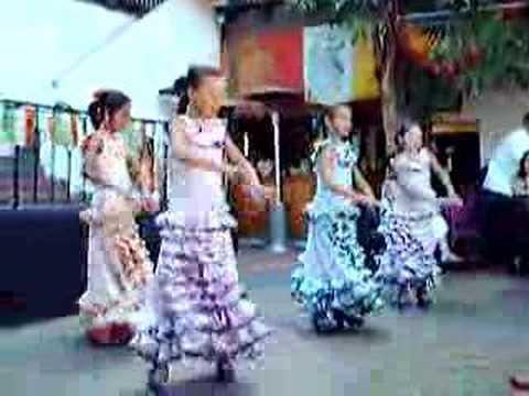 Blake Palmer Flamenco 2006