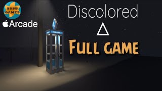 Discolored: FULL GAME , Apple Arcade Walkthrough