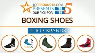 Best Boxing Shoe Reviews 2017 – How to Choose the Best Boxing Shoe
