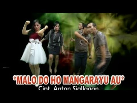 Rany Simbolon, Gretha Sihombing, Silopak Trio - Malo Do Ho Mangarayu Au (Official Lyric Video)