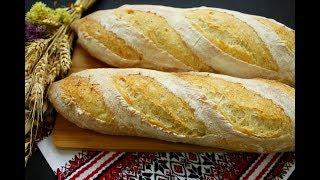 Французский багет на пате ферменте Опара из спелого теста Простой и точный рецепт багета