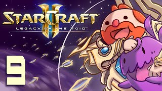 StarCraft II: Legacy of the Void [Part 9] - Sky Shield