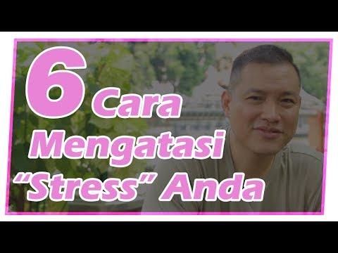 6 Cara Mengatasi Stress Anda