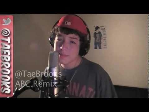Jackson 5 (Michael Jackson) - ABC - Cover by Tae Brooks - (Remix BeatsByiTALY)