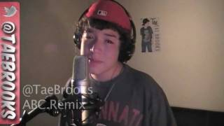 Jackson 5 (Michael Jackson) - ABC - Cover by Tae Brooks - (Remix BeatsByiTALY)