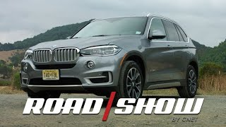 Diesel BMW X5 SUV is an excellent road trip and long commute machine