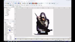 Cara membuat page tranparant dan kreasi tampilan autoplay media studio