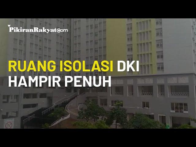 Ruang Isolasi Terisi 86 Persen, Faskes di DKI Jakarta Diperkirakan 'Ambruk' Februari 2021 Mendatang?