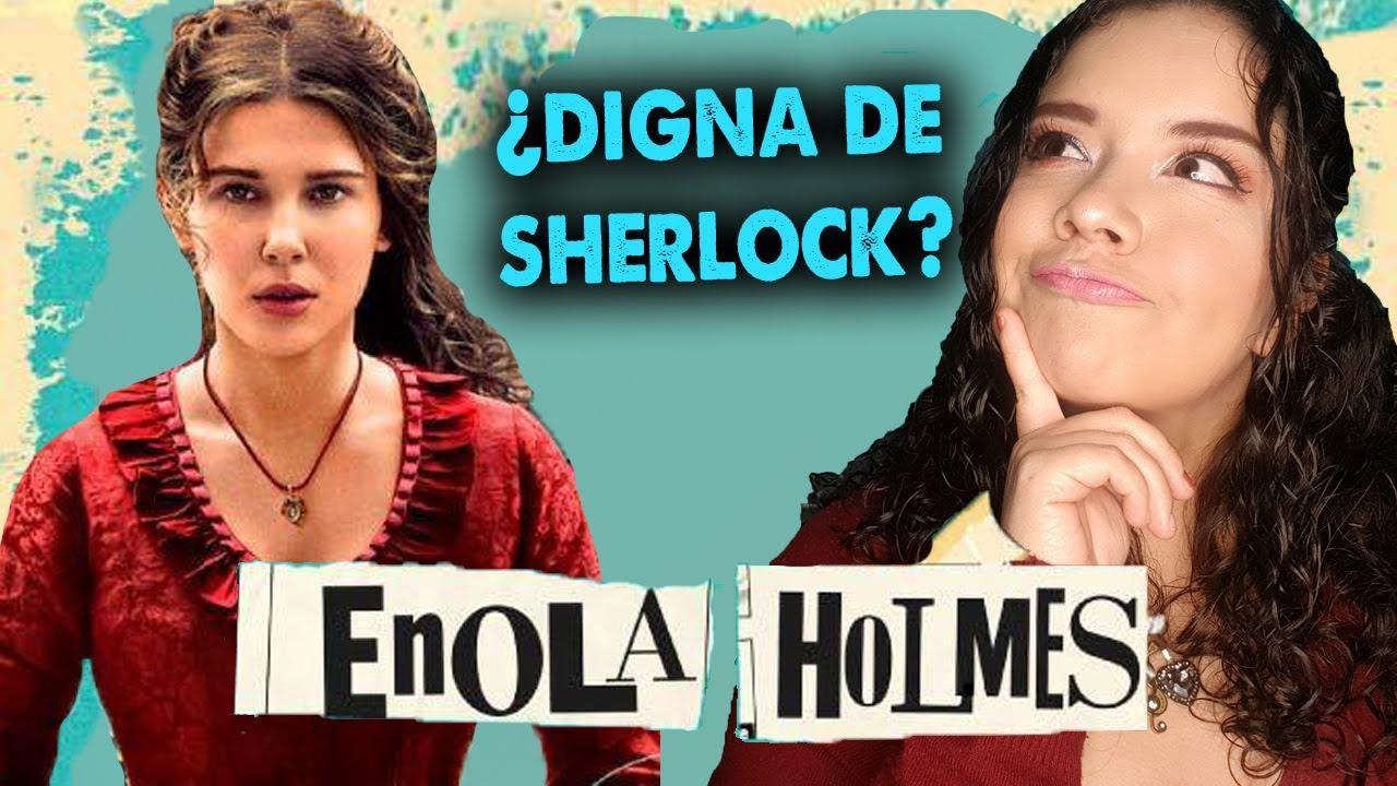 Enola Holmes: Para ver en familia.