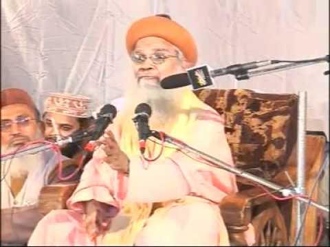 majlis Hussain by sunni alama molana from india