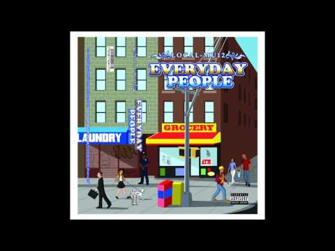 Local-Mu12  -  Everyday People (Full Album)