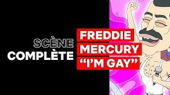 "FREDDIE MERCURY ""I'M GAY"" | Scène complète | Big Mouth | Netflix France"