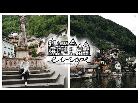 BAD LUCK TRAVEL DAY // GETTING TO HALLSTATT AUSTRIA