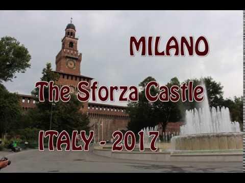 Milano   The Sforza Castle