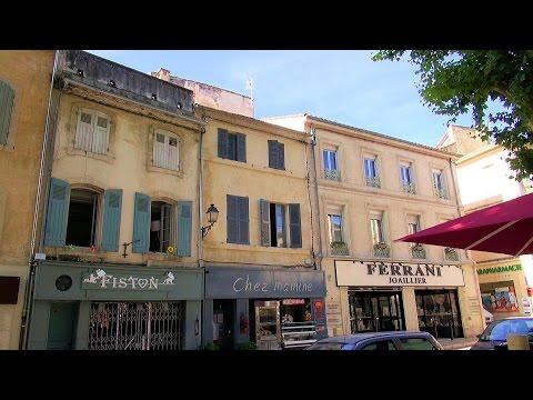 [4K] Visiting Saint-Rémy-de-Provence In Provence, France (videoturysta.eu)