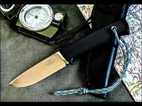 Пародия ножа Fallkniven F1.