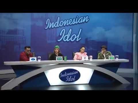 Nissa sabyan pertama muncul di Indonesia IdoL