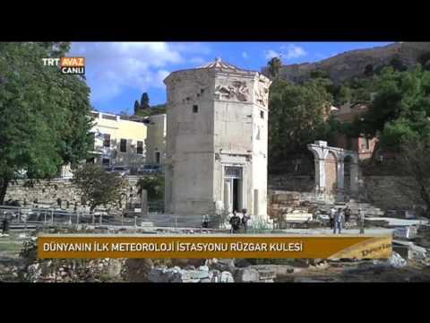 Dünyanın İlk Meteoroloji İstasyonu Rüzgar Kulesi - Devrialem - TRT Avaz