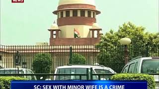 SC: Sex with minor wife is a crime