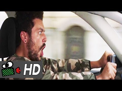 The Spy Who Dumped Me 2018 [Driving The Taxi]Scene (3|6)---MR.CLIPPER
