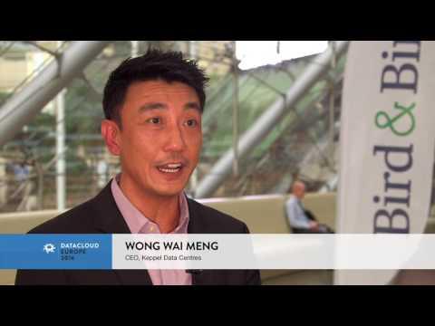 Keppel Data Centres CEO Discusses European Destinations
