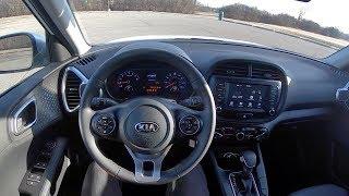 2020 Kia Soul X-Line (IVT) - POV Test Drive (Binaural Audio)