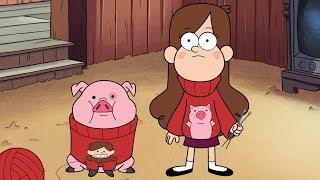 «Гравити Фолз»/ «Gravity Falls»/Музыка из заставки 1 сезона