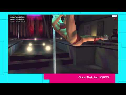 Tropes vs Women in Video Games #3: Women as Background Decoration (part 1 of 2)