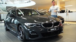 2019 BMW 3 series G20 M3 - 330i M packet Full Review