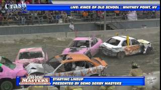 Crash Course Live: Kings of Old School Team Derby