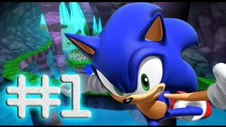 [PSP] Sonic Rivals Walkthrough Part 1