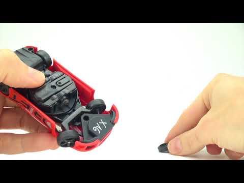 DR!FT TUTORIAL-Fusseln von den Antriebsrädern entfernen