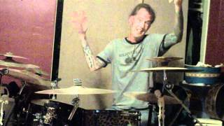 (Drum Cover) Porcupine Tree - Strip the Soul