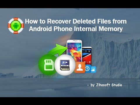 recover deleted files android internal storage free download