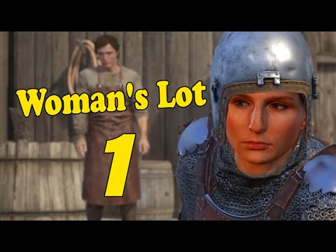 THERESA THE CRIMINAL | Kingdom Come Woman's Lot - Funny moments #1 |