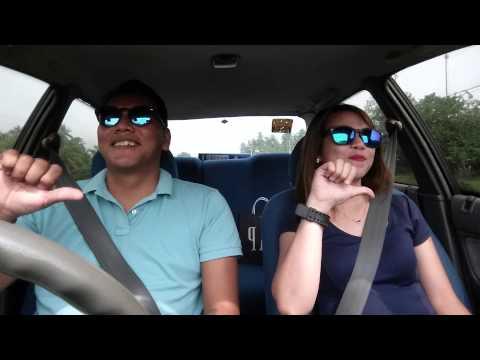 Dying inside car dance