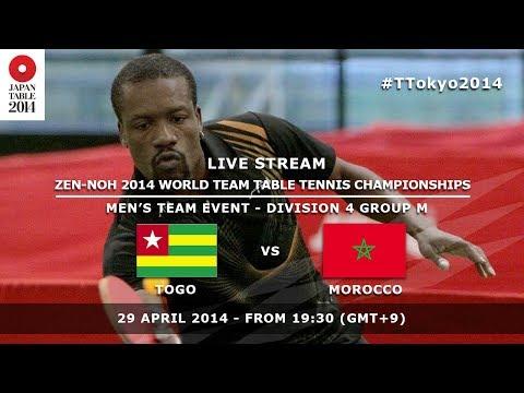 #TTokyo2014: Togo - Morocco