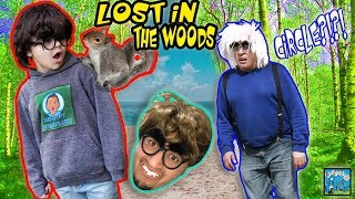 BOY RUNS AWAY! GRANDPA GETS LOST SEARCHING! SQUIRREL CHASE! DINGLE HOPPERZ SKIT! PART 1