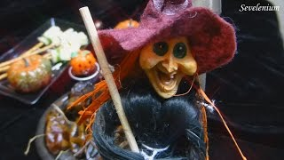 КАК УКРАСИТЬ СТОЛ НА ХЭЛЛОУИН / ВКУСНЯШКИ на Halloween